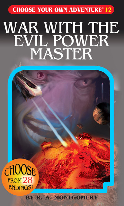 War With Evil Power Master