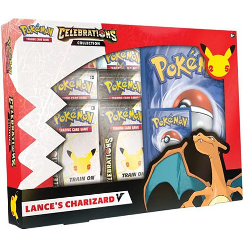 Lance's Charizard V Collection