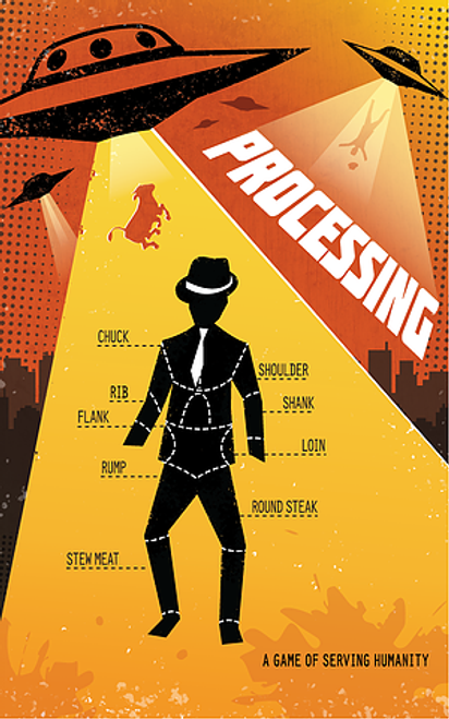 Processing: A Game of Serving Humanity