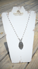 Earth Grace Medallion Necklace Collection