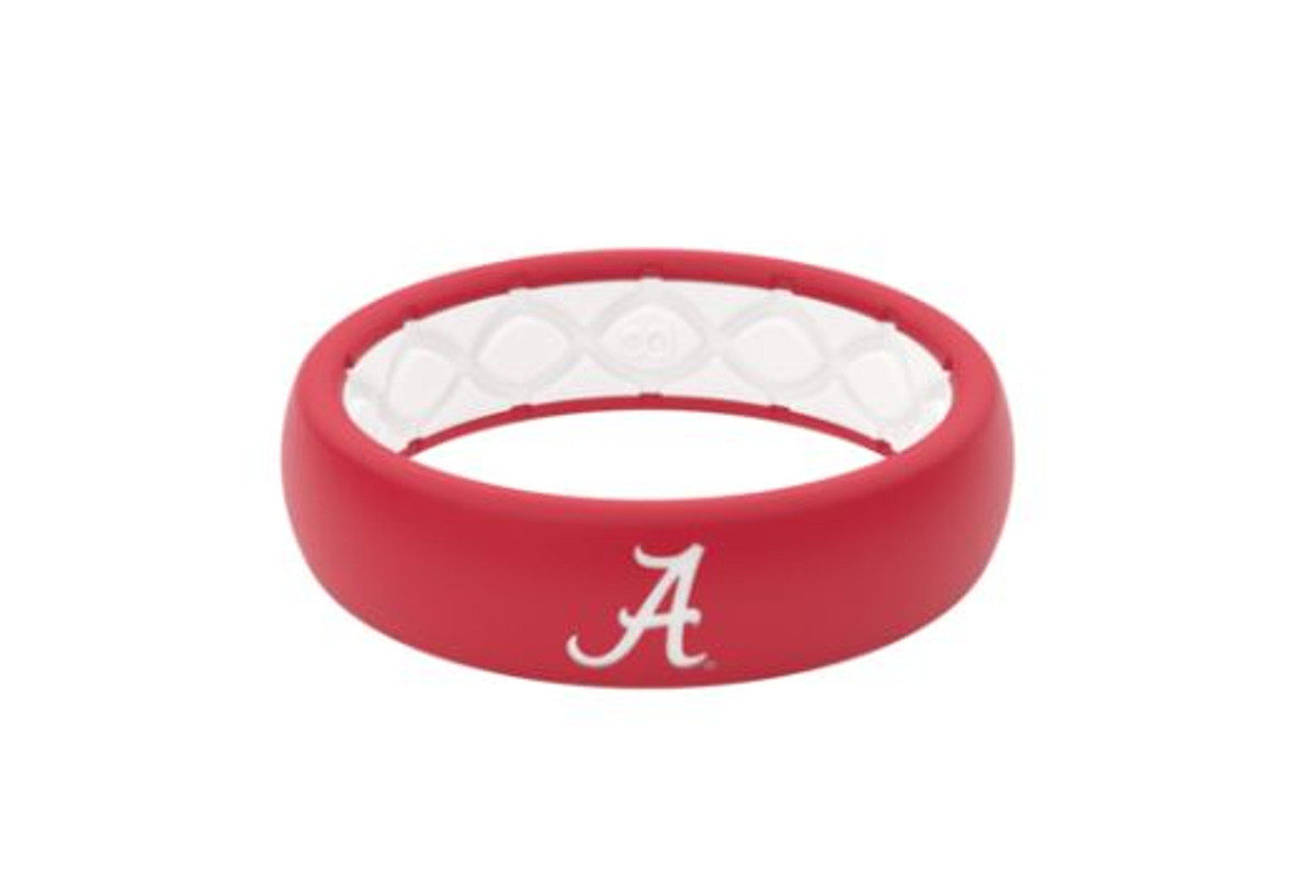 Alabama Silicone Ring - Thin