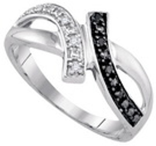 0.05CTW DIAMOND FASHION RING