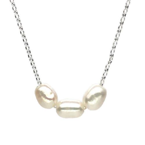 Trinity Slider Necklace