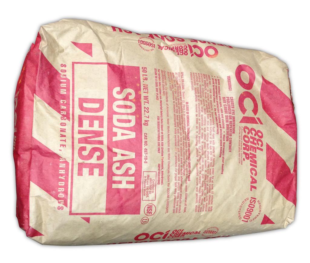 Soda Ash 50 lb Bag AAA-8600