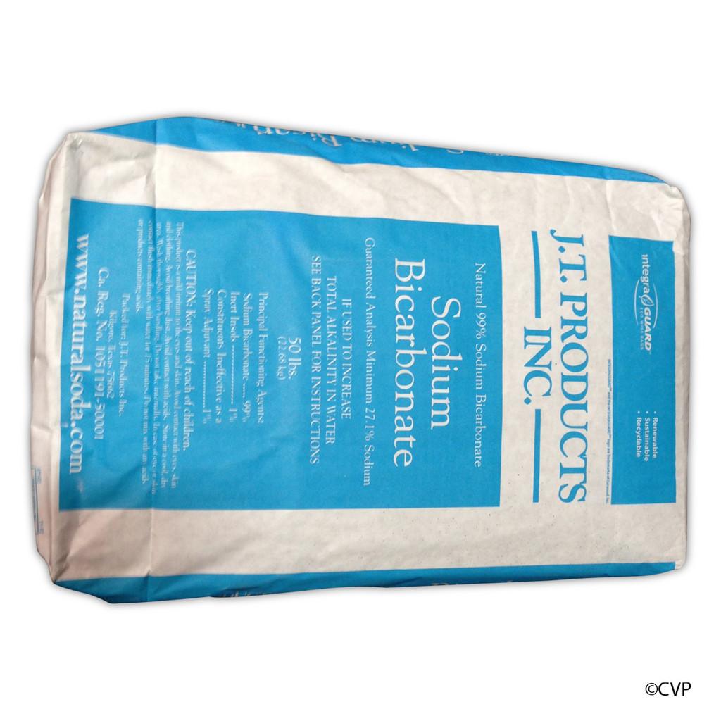 Sodium Bicarbonate 50 lb Bag AAA-8604