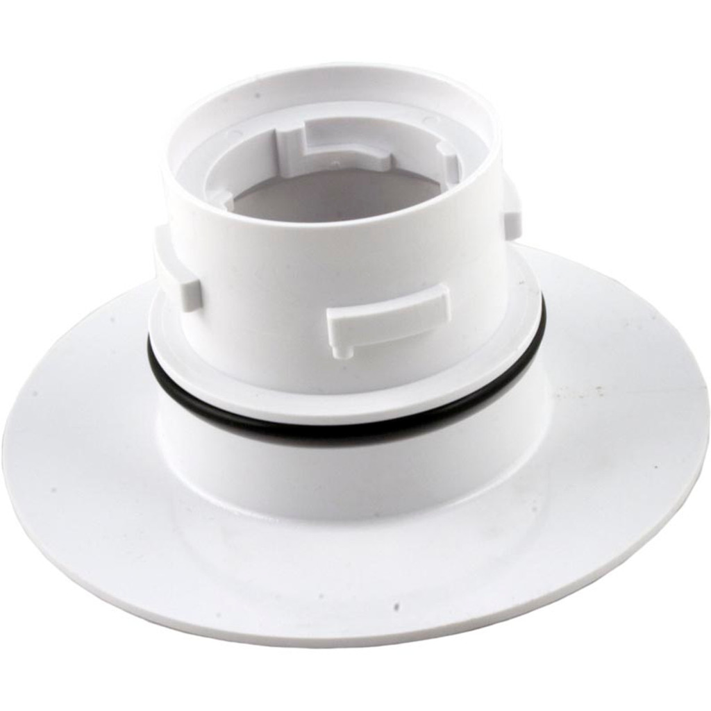 A&A MANUFACTURING | ADAPTER TURBO TO QUIKCLEAN WHITE | 522212