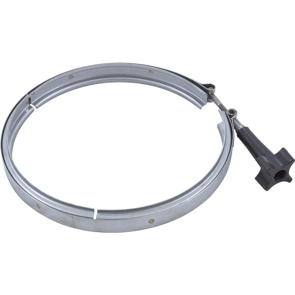 A&A MANUFACTURING | LOW PROFILE BAND CLAMP - SS | 540146