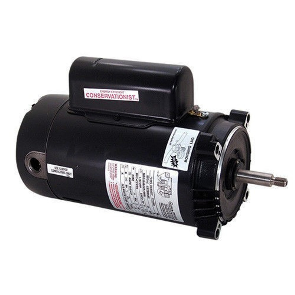 A.O. SMITH MOTORS  | THREADED FR .75HP 115/230V | MOTOR | ST1072