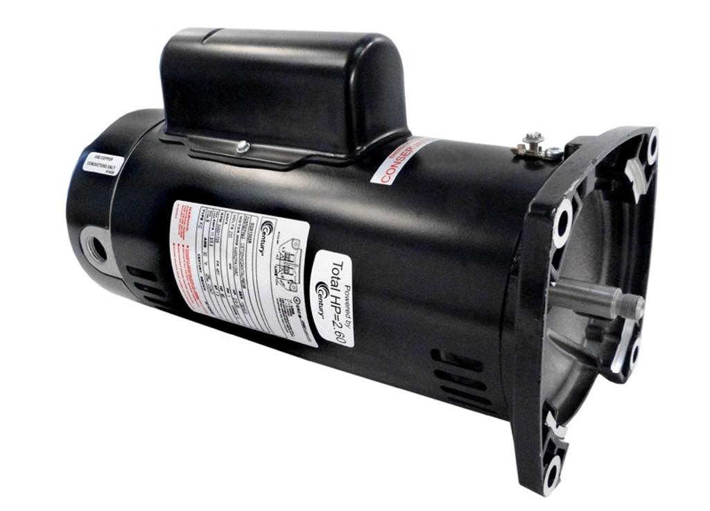 A.O. SMITH MOTORS | SQ FL FR 2HP 2SP EE 230V | MOTOR | SQS1202R | MOTOR