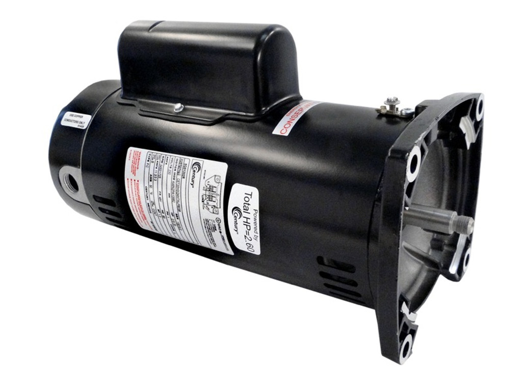 A.O. SMITH MOTORS | SQ FL FR 2HP 2SP EE 230V | MOTOR | SQS1202R | MOTOR