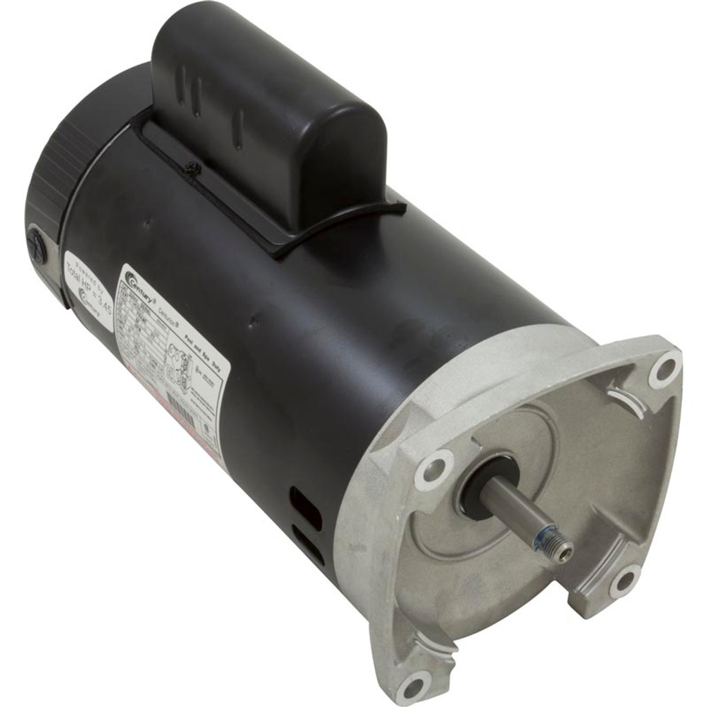 A.O. SMITH MOTORS | SQ FL FR 3HP EE 208-230V | MOTOR | B2844 | MOTOR