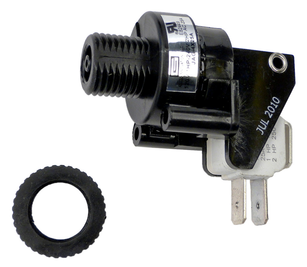 ALLIED INNOVATIONS TUBING AND AIR BUTTONS | AIR SENSOR JAG 4X LATCHING | 860016-0
