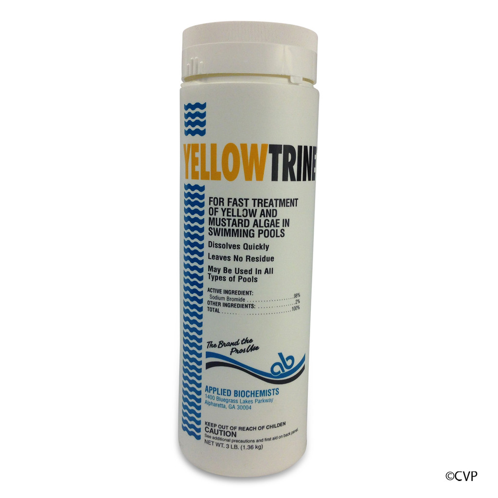 APPLIED BIO CHEMICALS | 3# YELLOWTRINE | 3 POUND | 408622