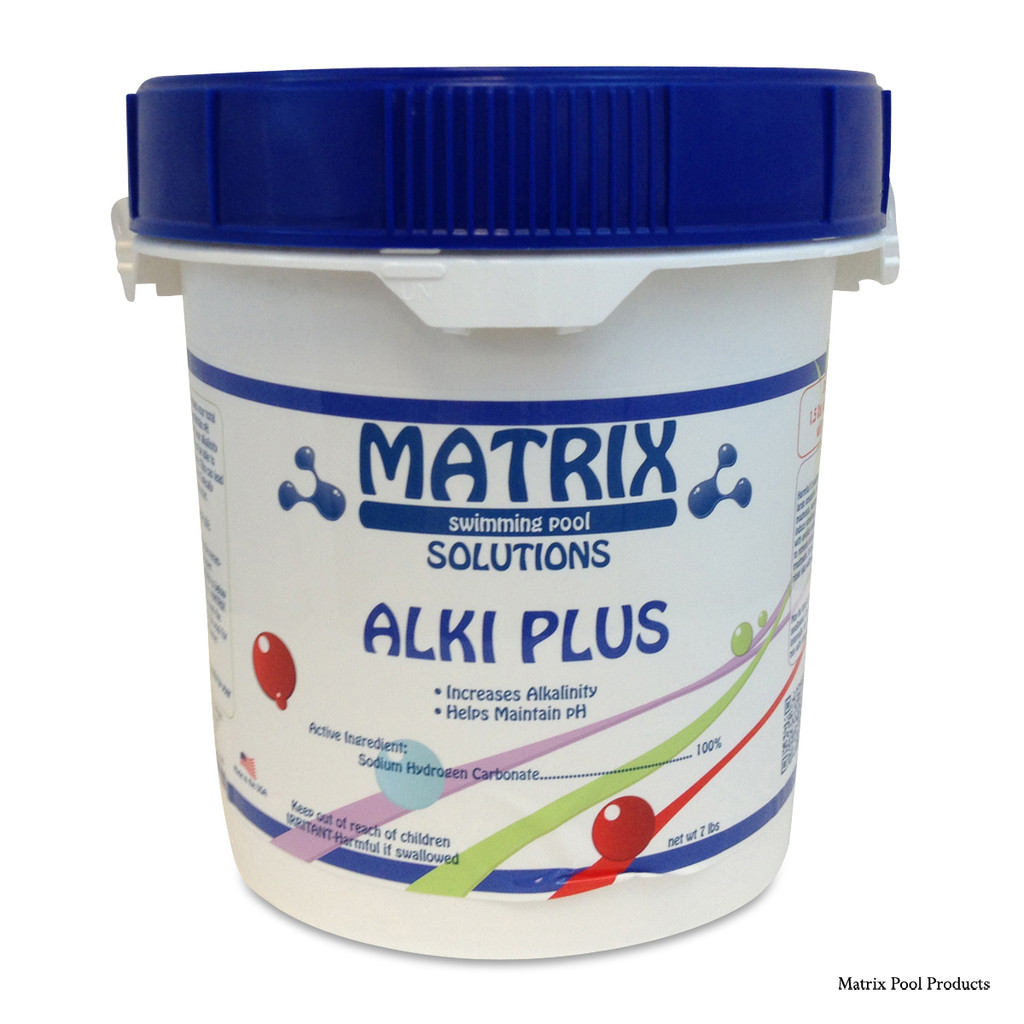 MATRIX | 7# MATRIX ALKALINITY UP | 7 LB POUND BICARBONATE | MTX4011