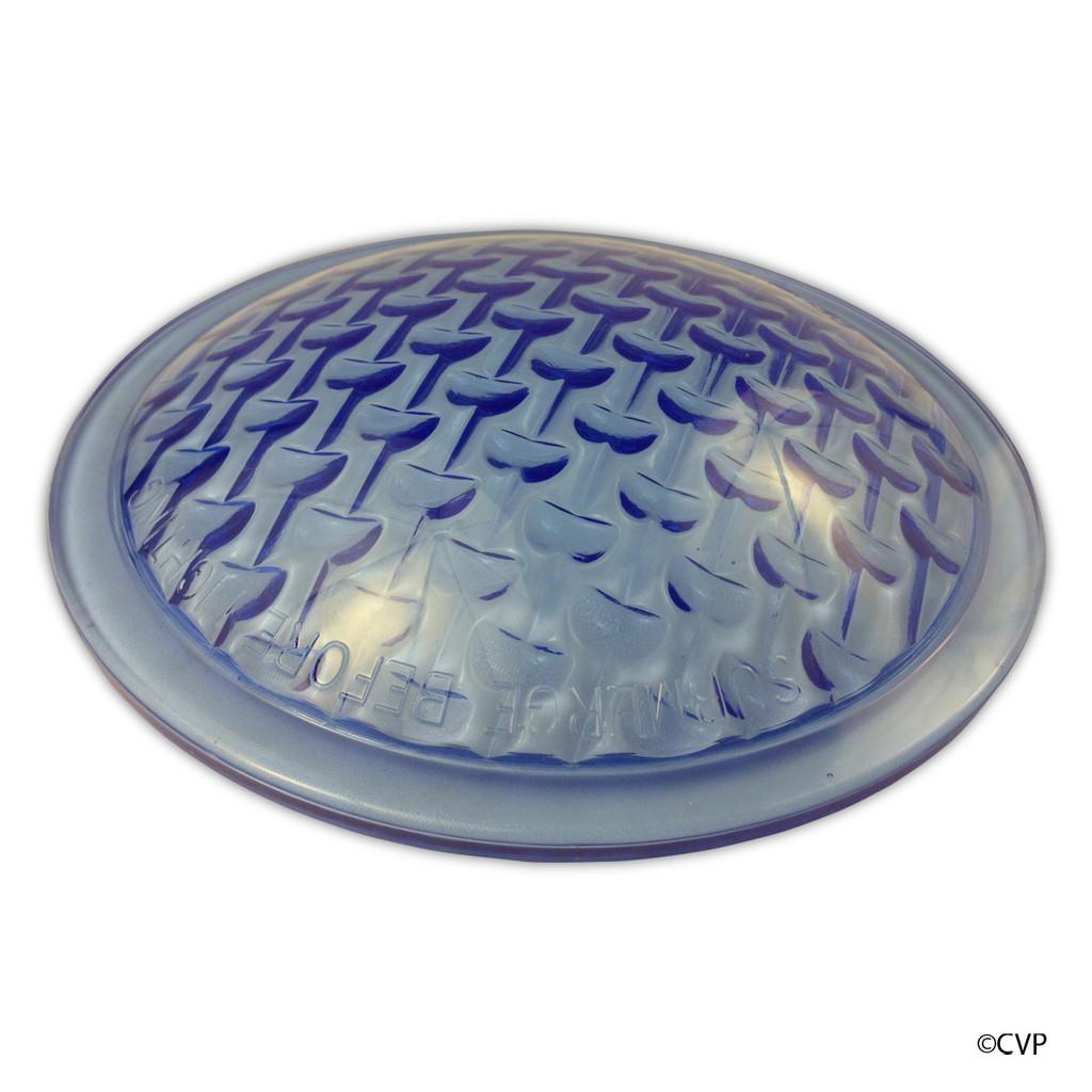 Pentair | AMERLITE | Lens, medium blue 8-3/8 in. dia., tempered | 79100200
