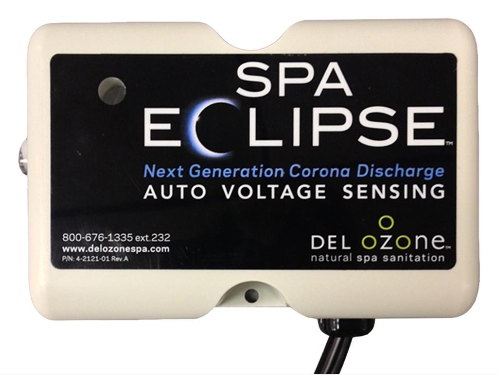 Del Ozone   OZONATOR   DEL PURE UNIVERSAL WITH AMP PLUG ADVANCED PLASMA GAP TECHNOLOGY   APG-U-DP-06