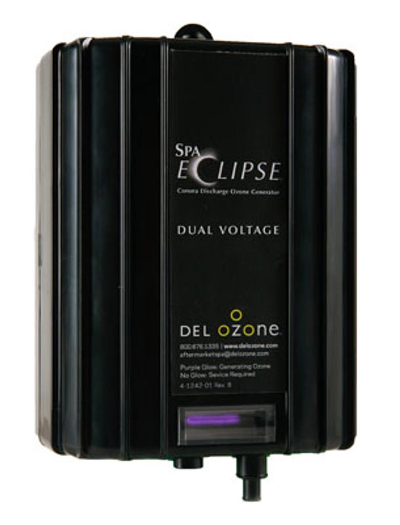 Del Ozone | OZONE GENERATOR | OZONE-ECLIPSE CD DUAL VOLTAGE WITH AMP CORD | ECS-1RPAM2-DV