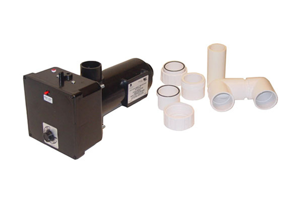 Allied Innovations | HEATER ASSEMBLY | HT-1 WITH THERMOSTAT & HI-LIMIT | 22-1BAQ-000-111