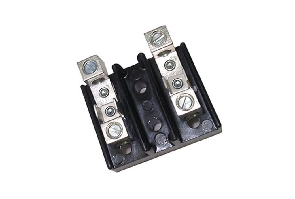 Allied Innovations | TERMINAL BLOCK | 2 POSITION 14-6AWG 50A 110/220V | ERB320