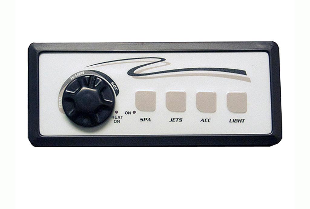 Brett Aqualine 24-3100-125 Topside BL-S-125 Standard