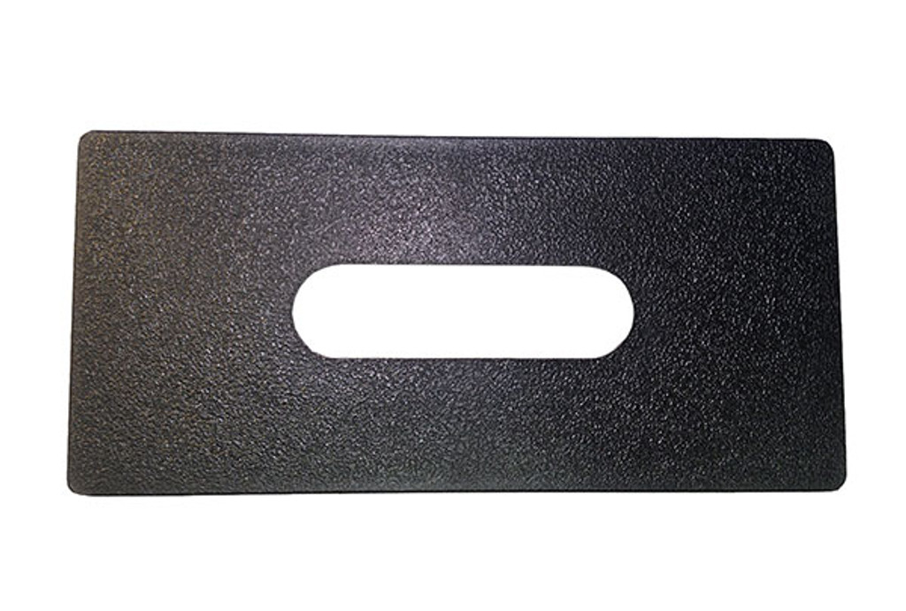 Allied Innovations 80-0510A Topside Adapter Plate Eco Rev 2 Black