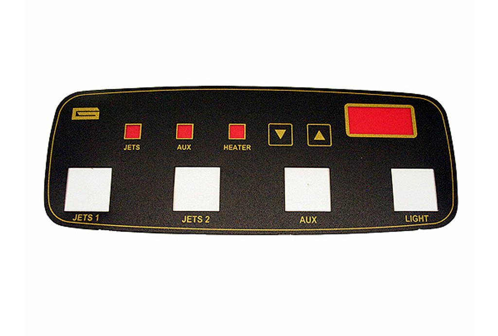Allied Innovations | OVERLAY | LG DIGITAL - 4-BUTTON | 121404