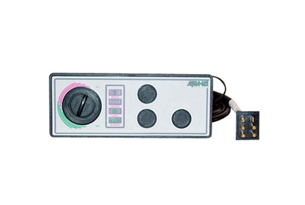 Len Gordon 930840-516 Topside Aqua-Set 4002-3SS 240V 3 Button 10'