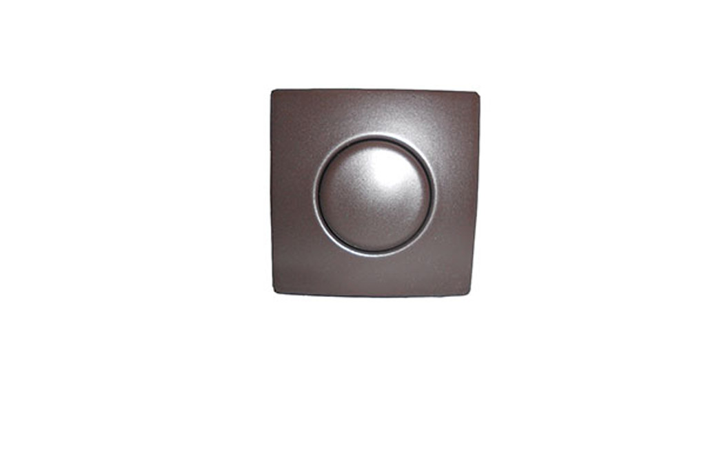 Allied Innovations | AIR BUTTON TRIM | #20 DESIGNER TOUCH, TRIM KIT, OIL RUBBED BRONZE, SQUARE | 951995-000