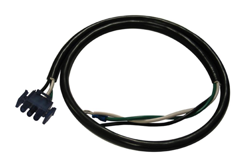 "Allied Innovations | AMP PLUG | OZONE - 3 PIN 16/3 X 36"" BLUE | 5-50-0064"