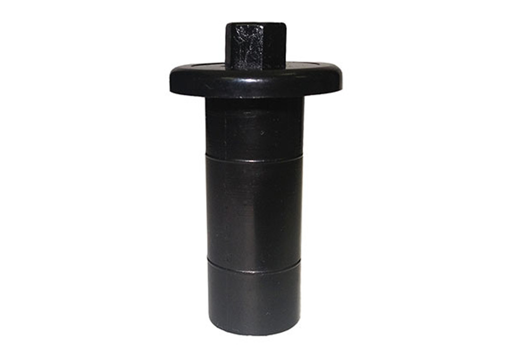 Len Gordon 950415-000 Air Button #4 Gunite Black Lite Touch
