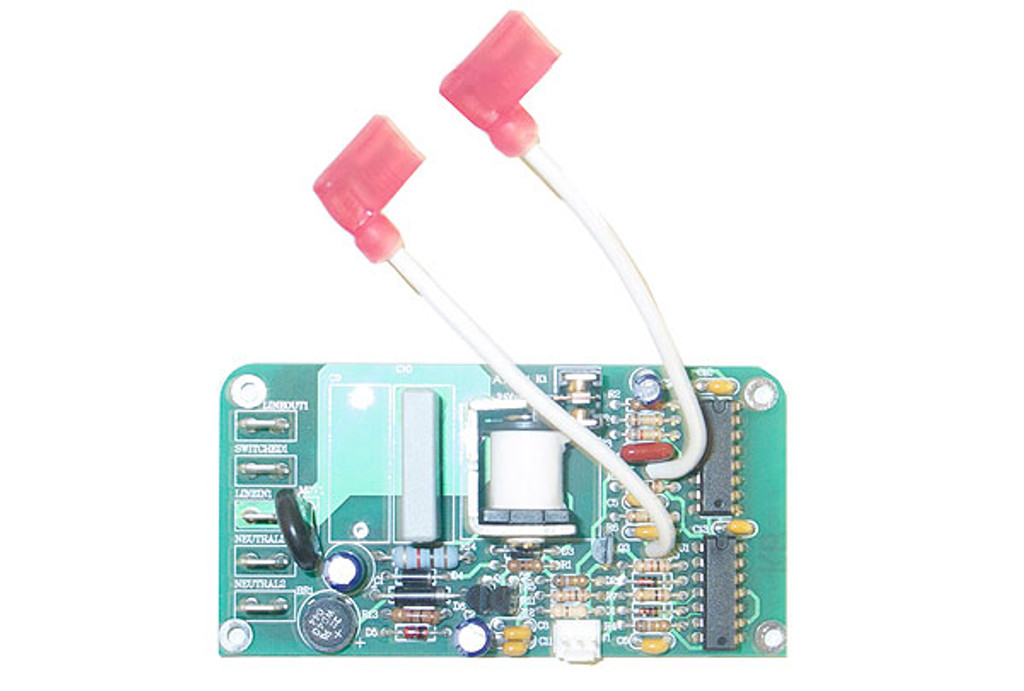 Allied 725835-0 PCB Assembly AS-5TD