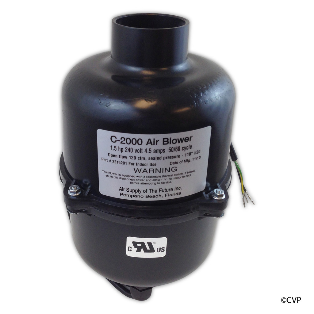 Air Supply of the Future   Comet 2000 1.5HP 220V AMP   3213220F