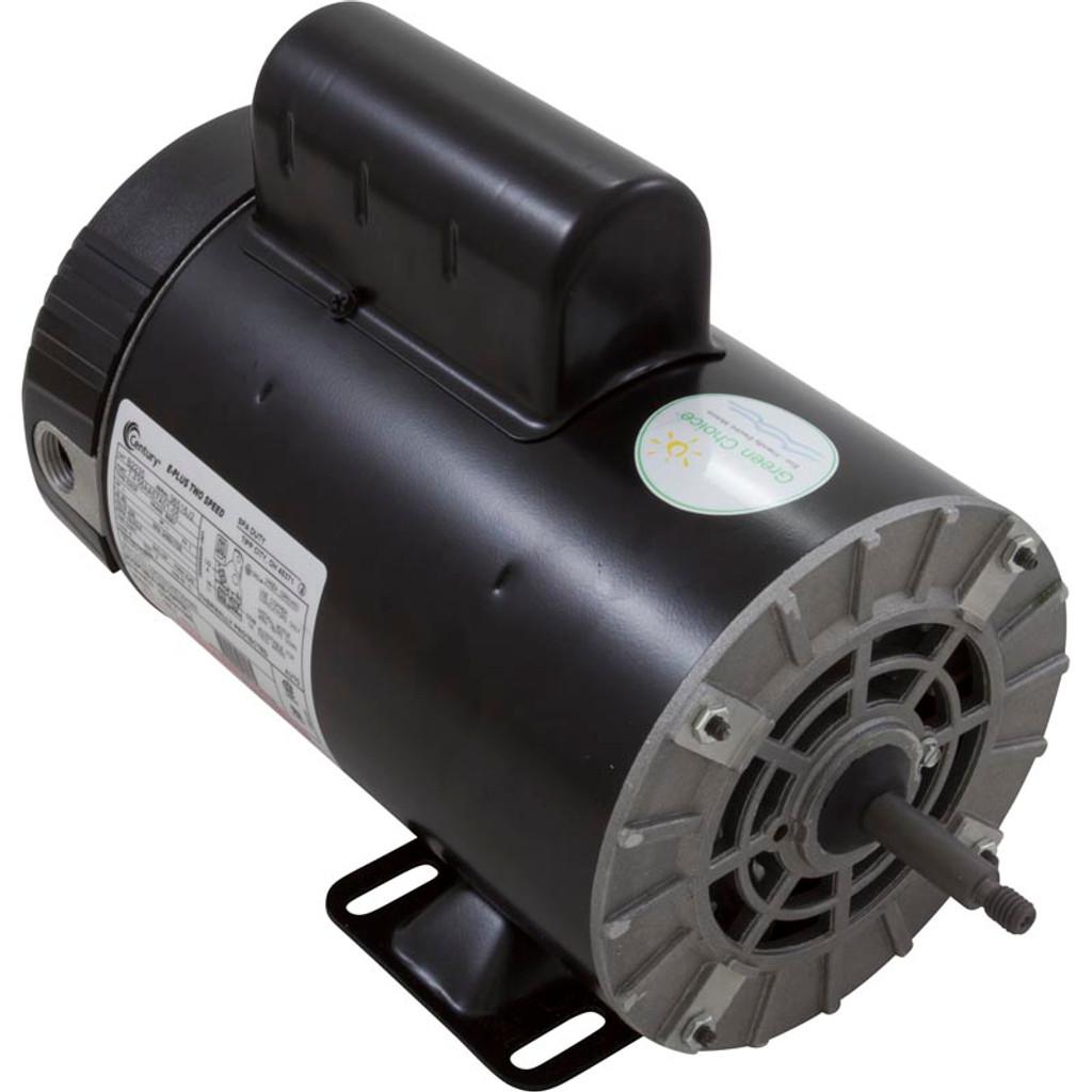 A.O. Smith Electrical Products | Motor, AOS, 56 Frame, 4.0 HP SPL, 230V, 2-Spd | B2235