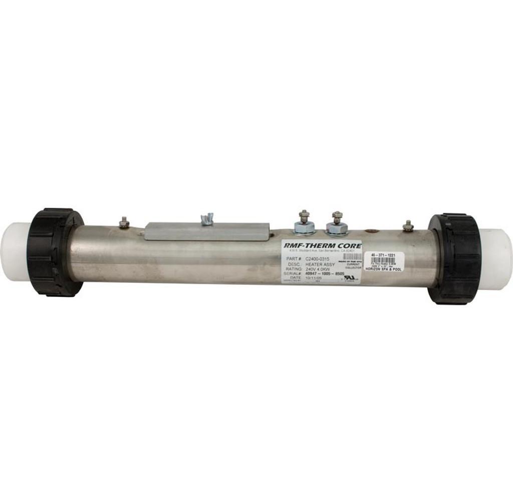 Therm C2400-0315 240V 4.0KW Hercules Flo Thru Heater