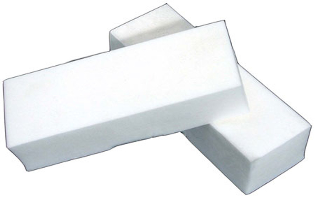 AQUA PRODUCTS   SIDE POCKET FLOATS (White, Foam Rectangle Blocks)- Wal-climbing units may use them   SP3104