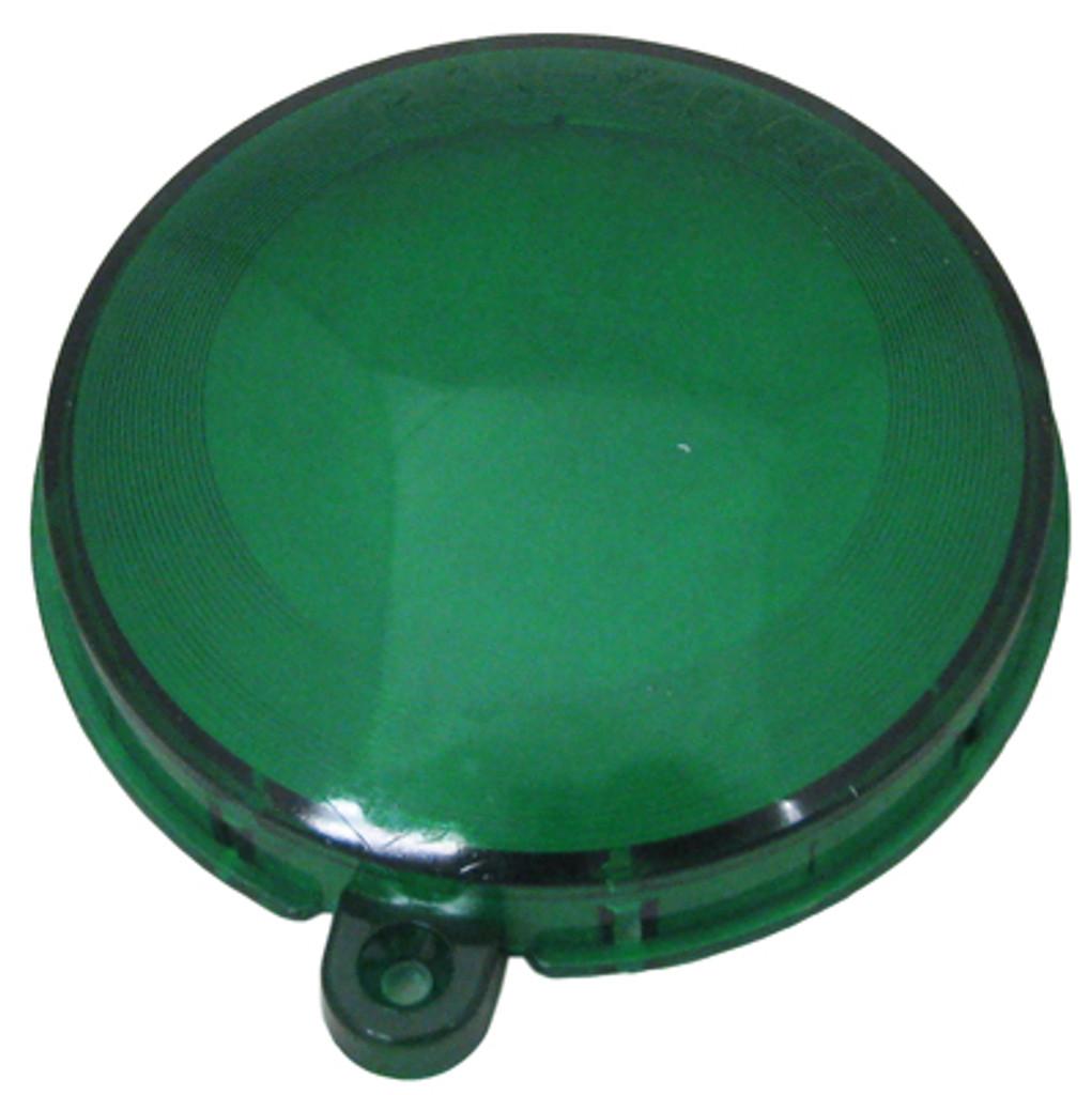 FIBERSTARS | Lens cover, snap-on plastic, Green | FPAL-LG