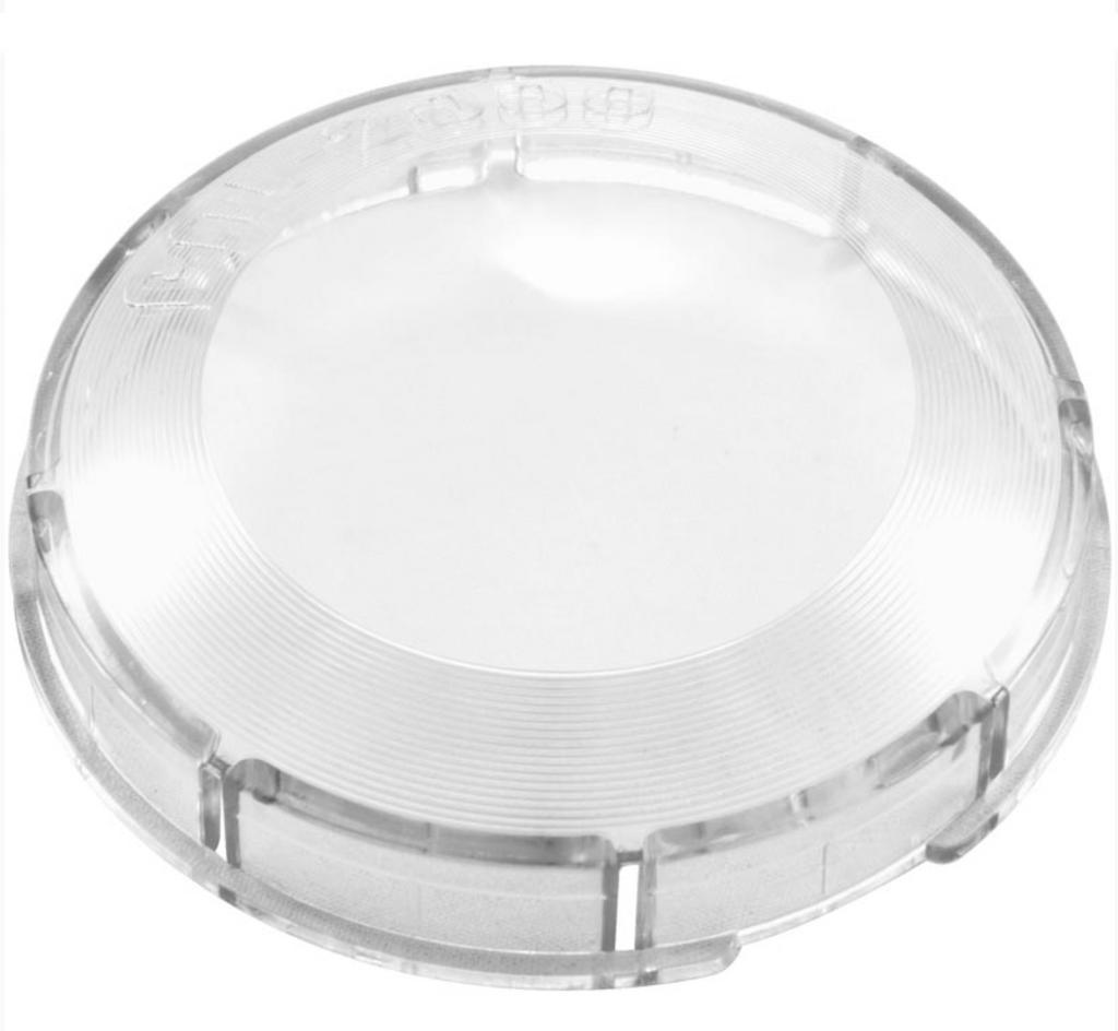 Fiberstars PAL-2000 Clear Lens Cover Snap-On Plastic | FPAL-LC (39-2CC)