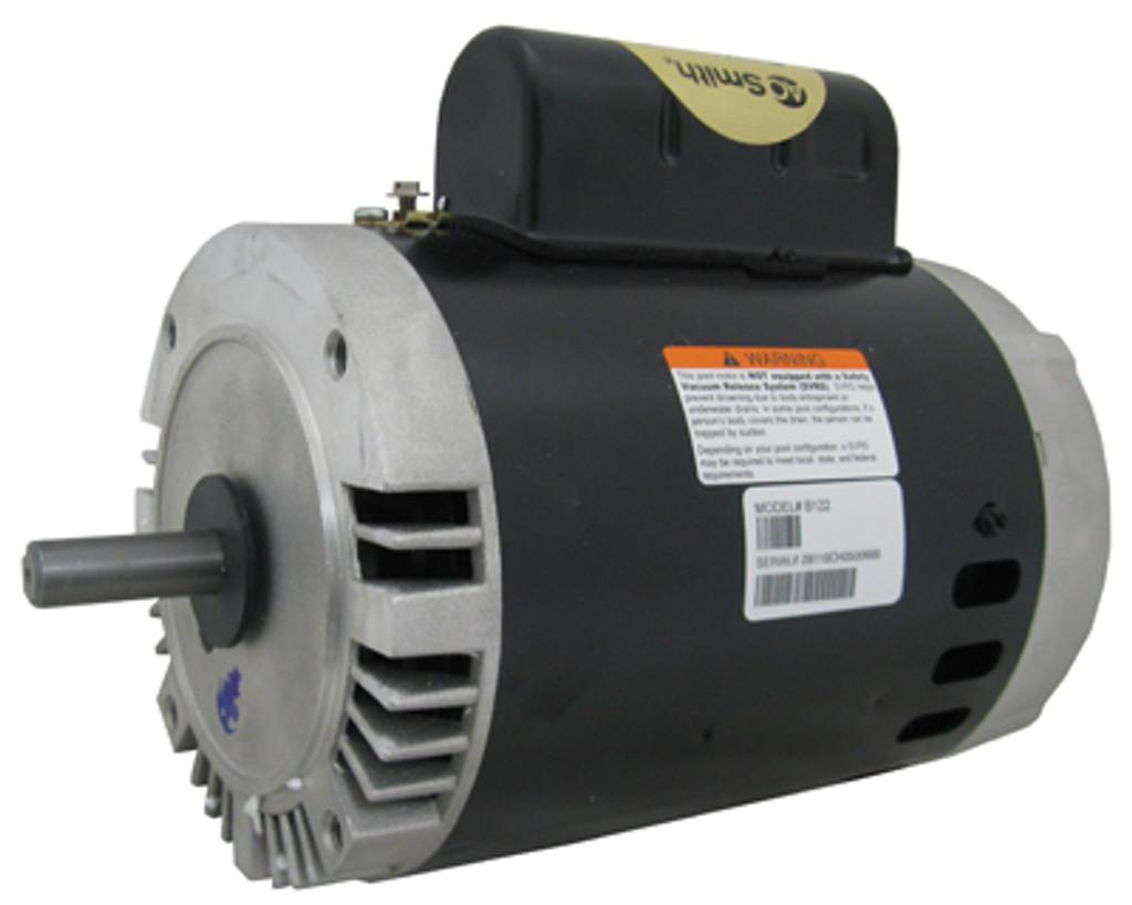 Century A.O. Smith SK1102 Motor 56C 1 HP 115/230V