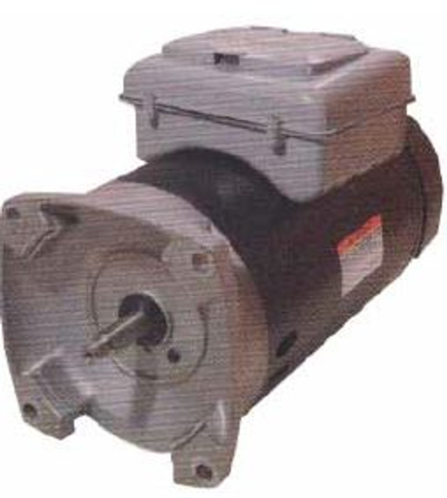 A.O. SMITH   E-PLUS, FULL RATED , 2 SPEED 230V 2 HP WITH TIMER CONTROL   B2984T
