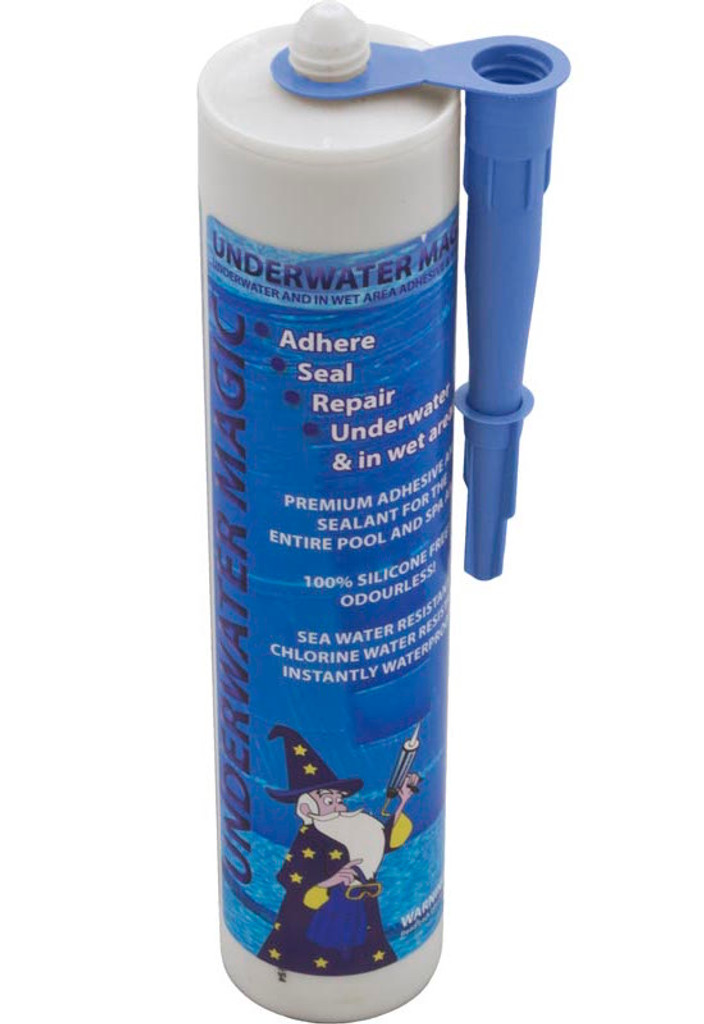 Blue Underwater Magic Single Tube