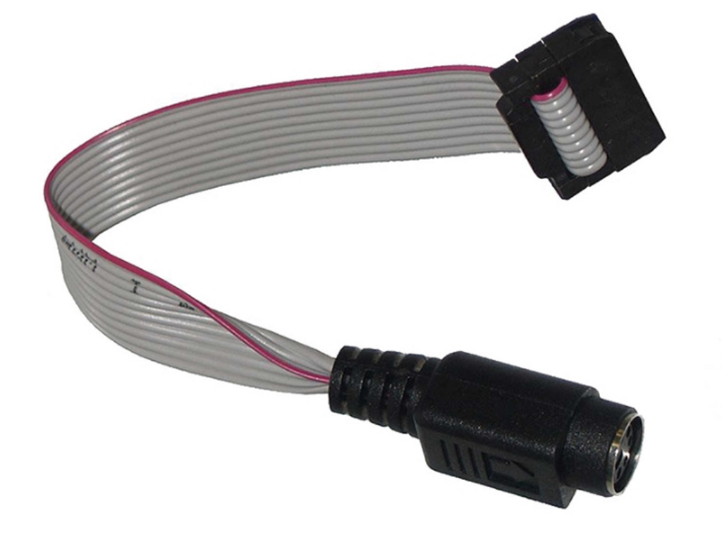 Light Part: Adapter Mini Din w/ Ribbon Cable | 6000-362