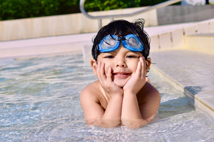 Summer Swimming Pool Safety