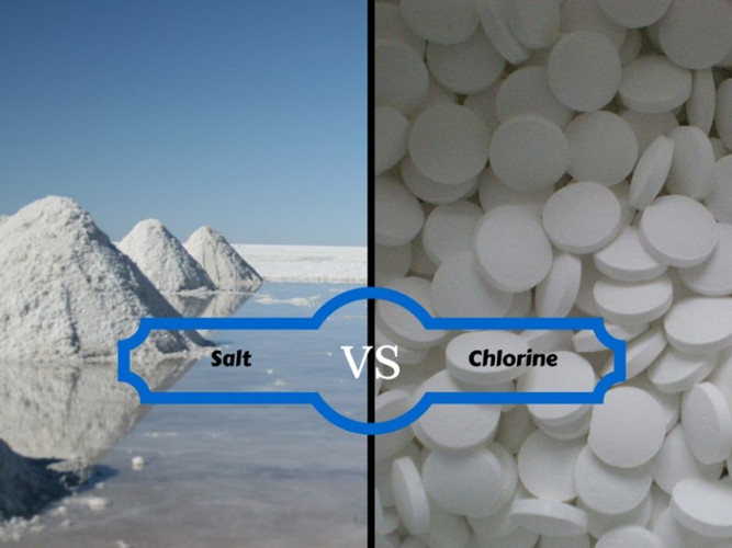 A Guide to Salt Water Systems (No More Irritation or Chlorine Smell)