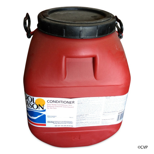 PVC | 50# CYA CYANURIC ACID DRUM GRANULAR IMPORTED | POOL CONDITIONER | POOL STABILIZER | AAA-8642