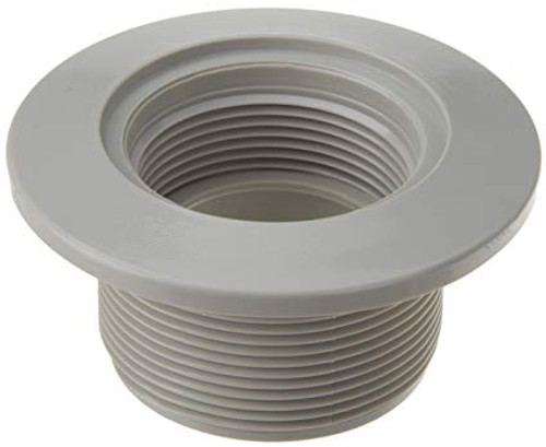 "Hayward | INLET FITTING SLIP 1-1/2"" GRY CONCRETE 