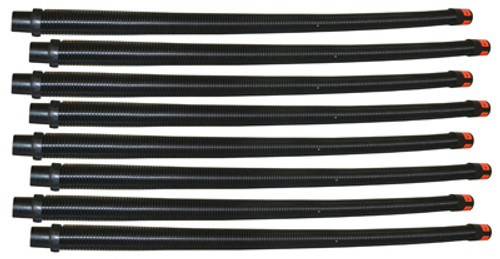 HAYWARD | LEADER HOSE 4' BLACK | V532BK