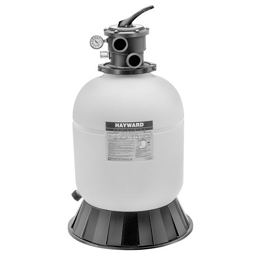 "HAYWARD | PRO SERIES | FILTER SAND 18"" TM W/VALVE 