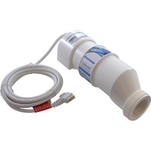 Hayward | AquaRite | AquaRite Pro | AquaPlus | Aqua Trol | Sense and Dispense | ProLogic | OnCommand | E-Command 4 | TurboCell, 20K gallons | GLX-CELL-5