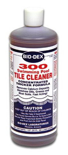 Bio-Dex BD300 Tile Cleaner 1 Quart Bottle #300