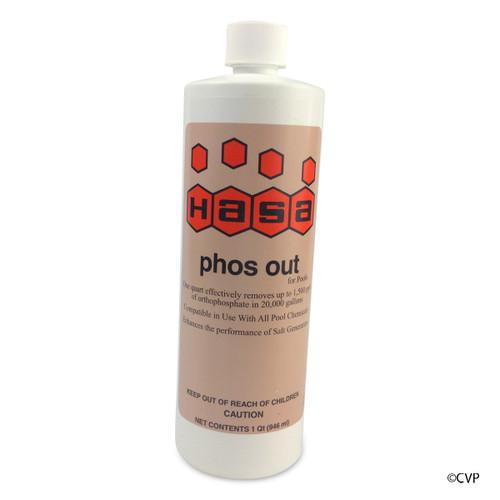 HASA CHEMICALS | 1 QUART PHOS OUT | 77121